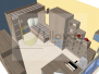 3D vizualizace - pokoje